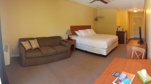 King Motel Room, Queen Motel Room, Tobermory Motel Accommodations, newest motel, side street, Legion Street, brand new motel, Hay Bay Road, best place to stay, where to stay in Tobermory, best rated, highest review