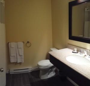 King Room Bathroom